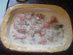 fish pie (plat traditionnel anglais)