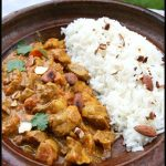 Rogan josh (curry d'agneau)