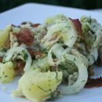 Salade de maquereaux aux pommes de terre