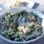 Diamond jubilee chicken (salade de poulet froid)