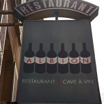 Restaurant Albion à Paris