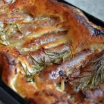 toad in the hole (crapaud dans le trou recette anglaise)