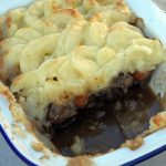 Shepherd's pie braisée