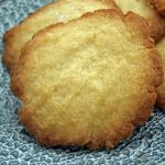 Anglesey shortbread (biscuits au beurre gallois)