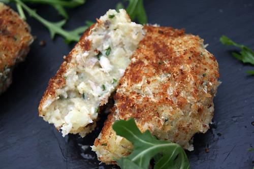 fishcakes aux maquereaux