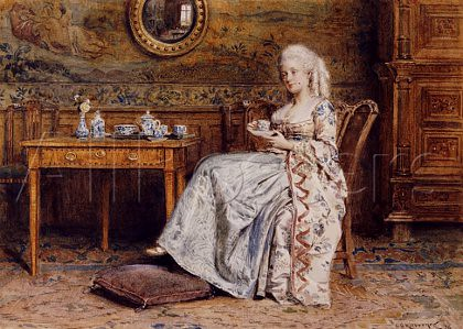 Histoire de l'afternoon tea anglais