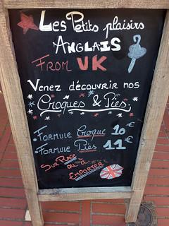 Les petits plaisirs anglais au Touquet