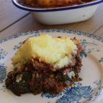Cottage pie aux lentillles