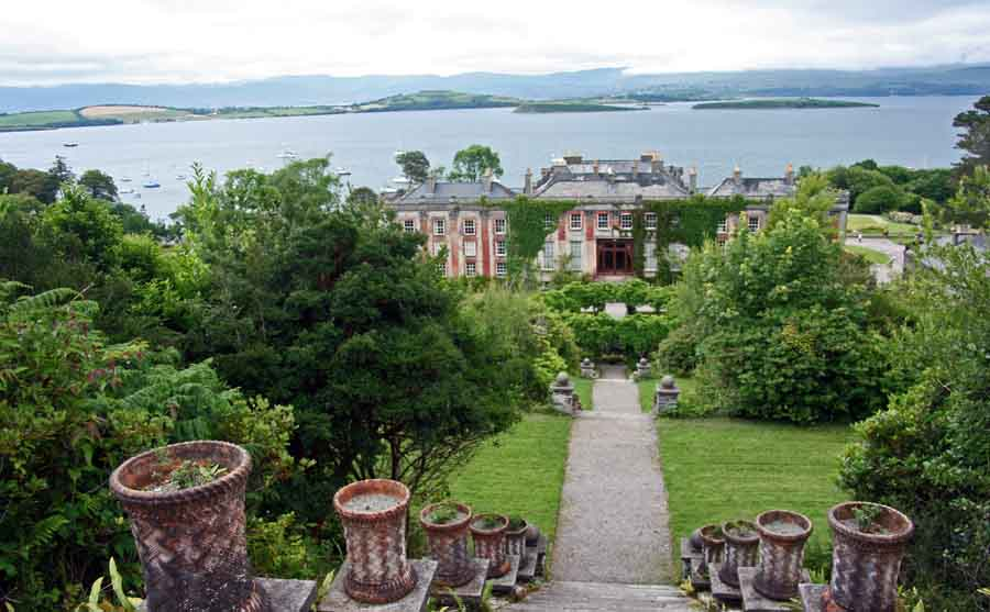 Irlande - Bantry House
