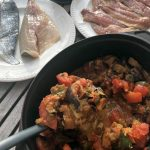 Ratatouille au four de River Cottage (oven-roasted ratatouille)