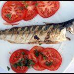 Devilled mackerel (maquereaux démoniaques)