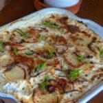 Gratin de pommes de terre aux anchois et fenouil